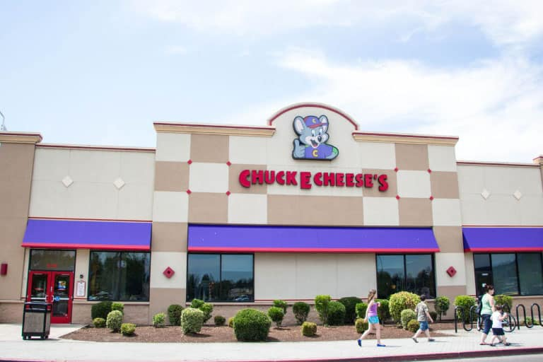 What is Chuck E Cheese