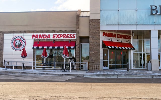 Panda Express Expansion Branch