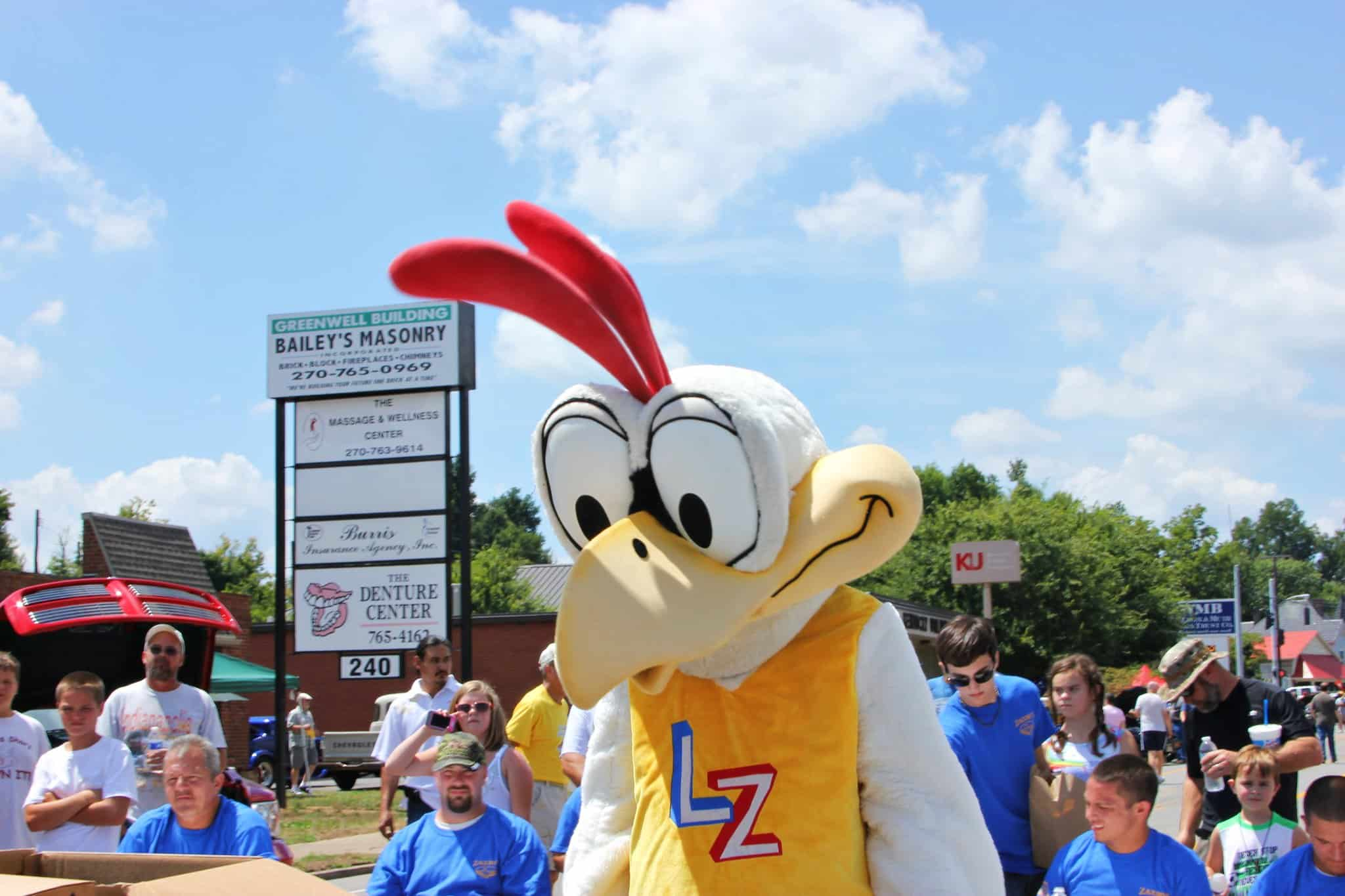 zaxbys chicken costume